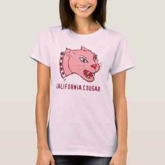 COUGAR CALIFORNIA COUGAR PRINT T-Shirt