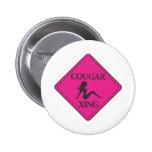 Cougar Crossing Pink Pins