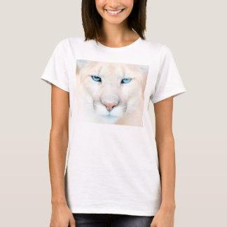 Cougar Face Wildlife T-Shirt