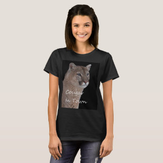 Cougar In Town. T-Shirt