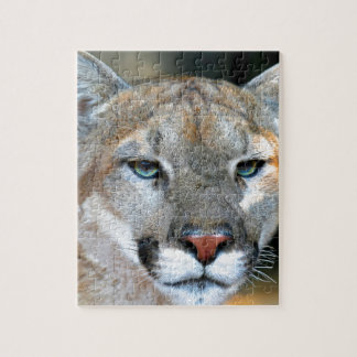 Cougar Jigsaw Puzzle