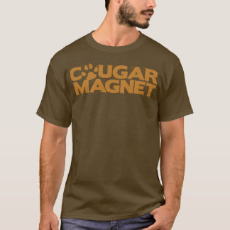 Cougar Magnet T-Shirt