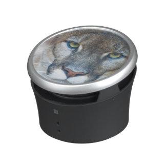 Cougar, mountain lion, Florida panther, Puma Bluetooth Speaker