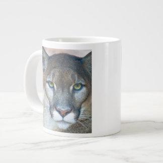 Cougar, mountain lion, Florida panther, Puma Giant Coffee Mug