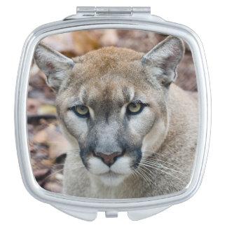 Cougar, mountain lion, Florida panther, Puma Vanity Mirrors