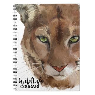 """Cougar"" Notebook"