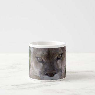 Cougar Pounce Speciality Mug Espresso Cups