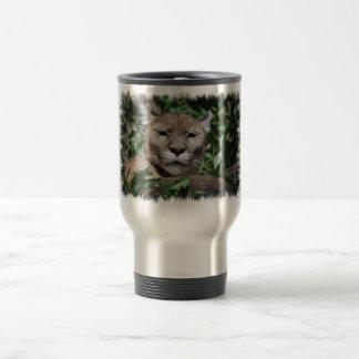 Cougar Predator Travel Mug