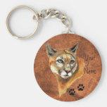 Cougar, Puma, Mountain Lion Animal Tracks