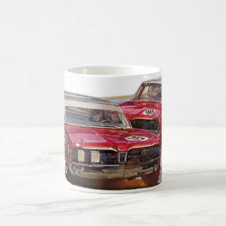 Cougar Racing Mug