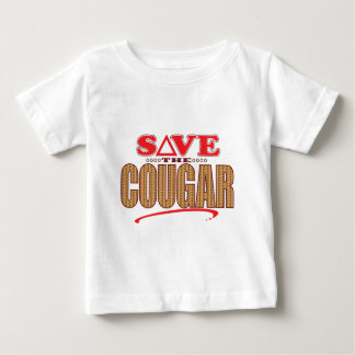 Cougar Save Baby T-Shirt
