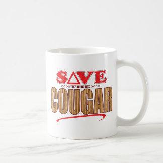Cougar Save Coffee Mug
