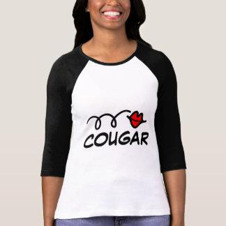 Cougar t shirt