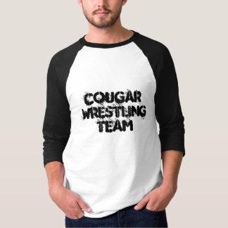 Cougar Wrestling T-Shirt