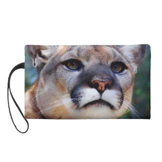 Cougar Wristlet Clutches
