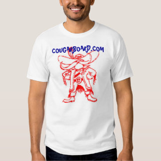 Cougarboard.com Submission T-shirt