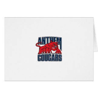 Cougars Greeting Cards