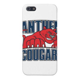 Cougars iPhone 5 Case