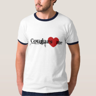 Cougars Love Me T-Shirt