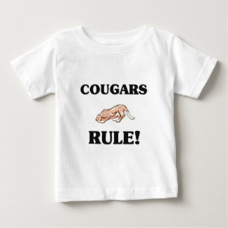COUGARS Rule! Baby T-Shirt