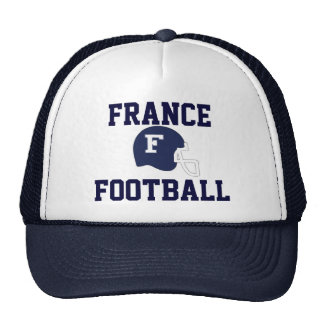 coughs up, FRANCE FOOTBALL Hats