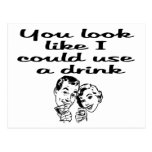 could use drink