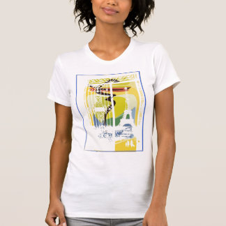 Coulor Eiffel t-shirt