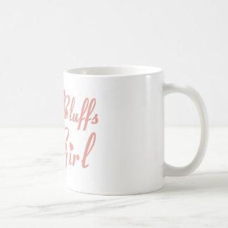 Council Bluffs Girl tee shirts Coffee Mug