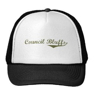 Council Bluffs Revolution t shirts Hats