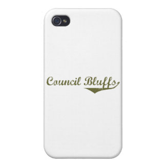 Council Bluffs Revolution t shirts iPhone 4 Covers