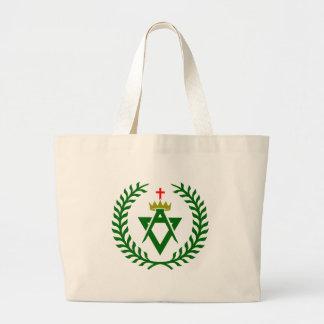 Council of Allied Masonic Degrees plain Bag