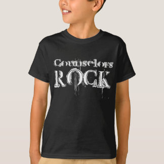 Counselors Rock T-Shirt