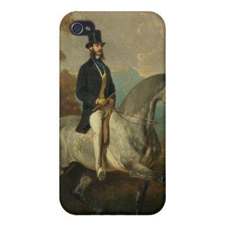 Count Alfred de Montgomery  1850-60 iPhone 4/4S Cases