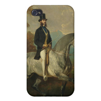 Count Alfred de Montgomery  1850-60 Covers For iPhone 4