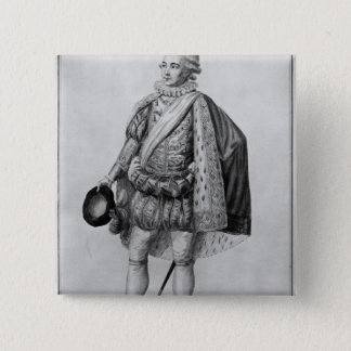 Count Almaviva 15 Cm Square Badge