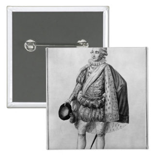 Count Almaviva 15 Cm Square Badge