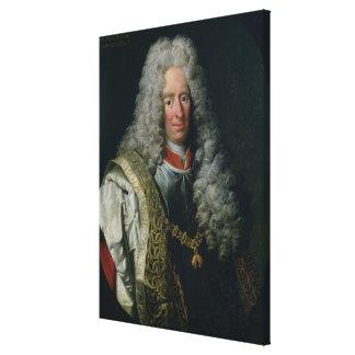 Count Alois Thomas Raimund von Harrach Canvas Print
