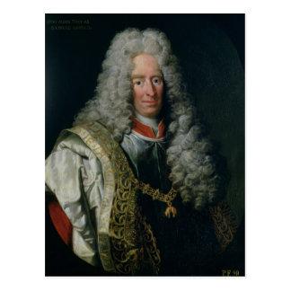 Count Alois Thomas Raimund von Harrach Postcard