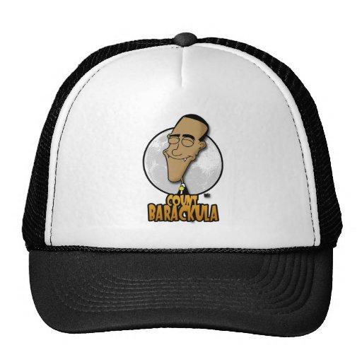Count Barackula Mesh Hat