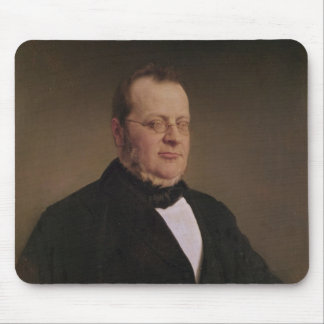 Count Camillo Cavour Mouse Pad