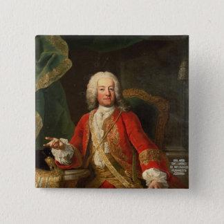 Count Carl Anton von Harrach 15 Cm Square Badge