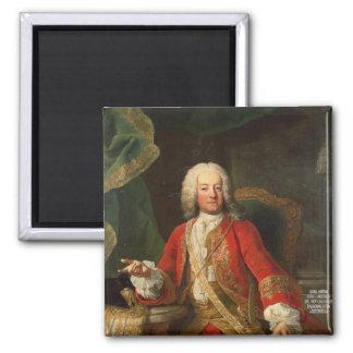 Count Carl Anton von Harrach Magnet