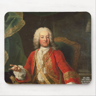 Count Carl Anton von Harrach Mouse Mat