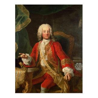 Count Carl Anton von Harrach Postcard