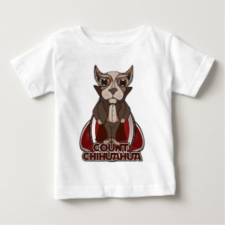 Count Chihuahua Baby T-Shirt