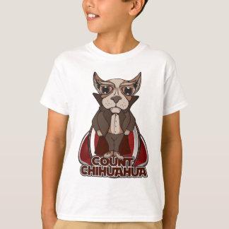 Count Chihuahua T-Shirt