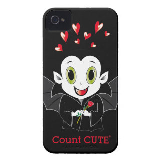 Count Cute® BlackBerry Bold Case-Mate Barely There iPhone 4 Case