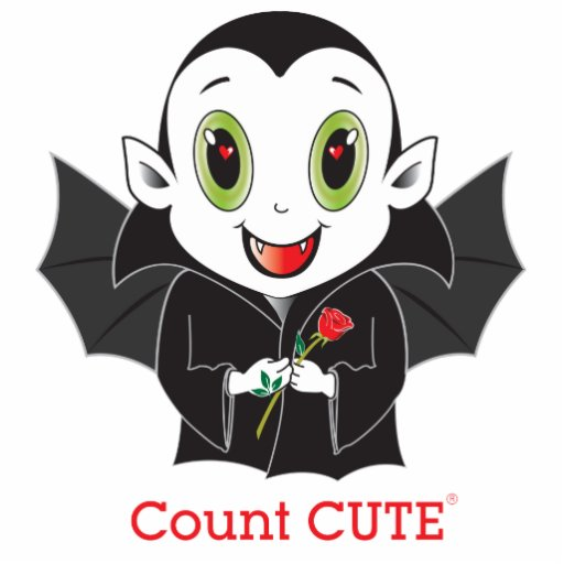 Count Cute® Photo Cut Outs
