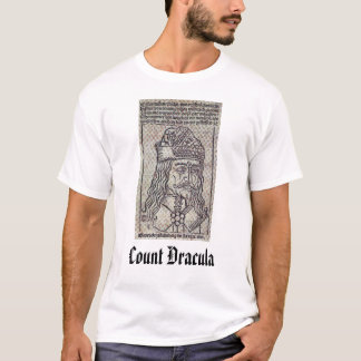 Count Dracula - Customized T-Shirt