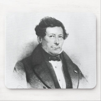 Count Felix de Merode  1837 Mouse Pad